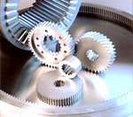 Robertson Internal Gears