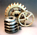 Robertson Worm and Worm Gears